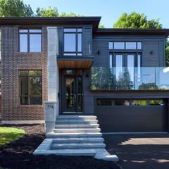 McKellar Park New Home: modern Houses by Jane Thompson Architect
