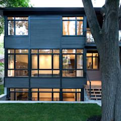 McKellar Park New Home:  Houses by Jane Thompson Architect