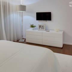minimalistic Bedroom by B.loft