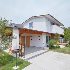 外観2: 一級建築士事務所co-designstudioが手掛けた家です。