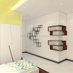 kids bed room:  Airports by dhaarviinteriors