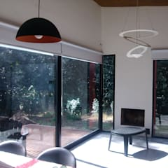 Otra casa, mi otra casa...: Comedores de estilo  por Marcelo Manzán Arquitecto