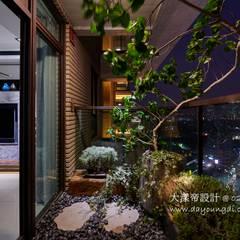 حديقة تنفيذ DYD INTERIOR大漾帝國際室內裝修有限公司