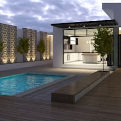 Pool by Arquitectura Positiva ,