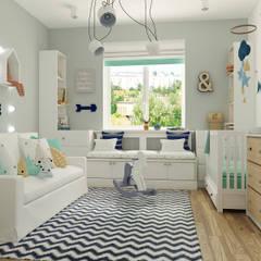 Nursery/kid's room by Vera Rybchenko