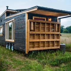 Greenmoxie Tiny House:  Houses by Greenmoxie Magazine