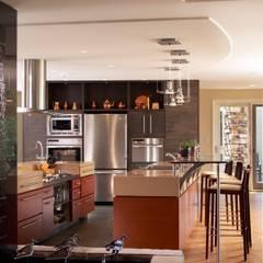 Dapur oleh Lex Parker Design Consultants Ltd., Modern
