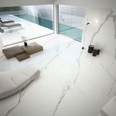Maxfine Extra White:  Walls by Tile Supply Solutions Ltd