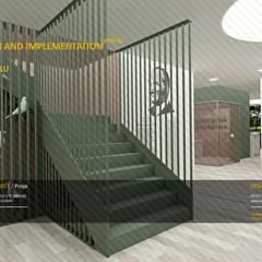 Projekty,  Szkoły zaprojektowane przez Pıcco Desıgn & Archıtecture