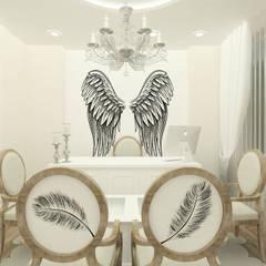 Pıcco Desıgn & Archıtecture – Altıniğne Wedding House:  tarz Dükkânlar