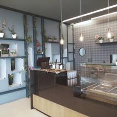 Museu Caffé_FCP: Espaços de restauração  por GRAU.ZERO Arquitectura