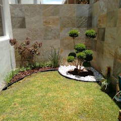 Jardines Ideas Imagenes Y Decoracion Homify - Decoracin-jardn