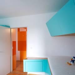 imagine:  Arbeitszimmer von 3rdskin architecture gmbh