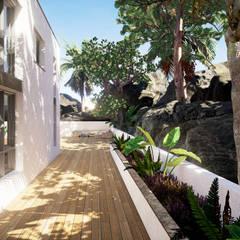 3D Exterior Visualization:  Houses by Vrender.com