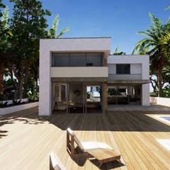 Huizen door Vrender.com