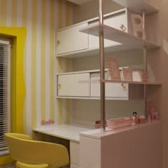 Kare Mimarlık – Çocuk Odası Başakşehir:  tarz Çocuk Odası