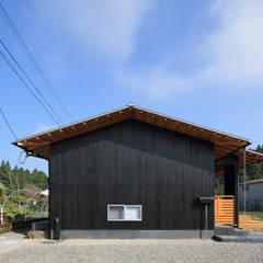 平塚町の家~20坪の豊かな暮らし~: ㈱ライフ建築設計事務所が手掛けた家です。,ミニマル 木 木目調