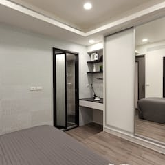 毛胚屋規劃案:  嬰兒房/兒童房 by Green Leaf Interior青葉室內設計