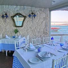 Country style walls & floors by Doğancı Dış Ticaret Ltd. Şti. Country Stone