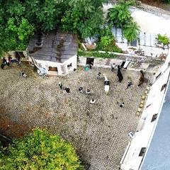 Quelques exemples de prises de vues aériennes: Maisons de style  par Drone-malin