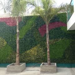 Garden by Arquitectura Orgánica Viviana Font