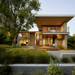 Stanford Residence:  Houses by Aidlin Darling Design, Modern