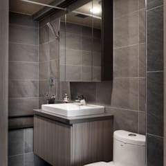 حمام تنفيذ 思維空間設計