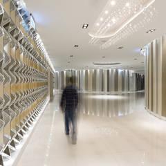 Amazing Banquet Hall:  商業空間 by 大間空間設計有限公司, 簡約風