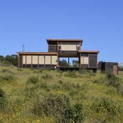 Huizen door BLAC arquitectos,