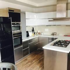 Kitchen Design:  Kitchen by Akaar architects