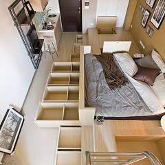 夢想中的家:  臥室 by 禾光室內裝修設計 ─ Her Guang Design