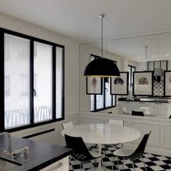 Appartement Victor Hugo: Cuisine de style de style Asiatique par Gil Mamann