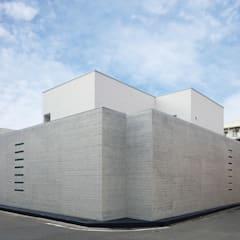 道後の家: 澤村昌彦建築設計事務所が手掛けた窓です。