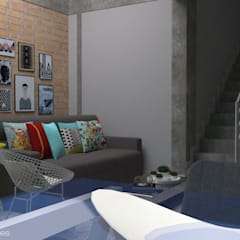 :  Living room by Brenda Borges