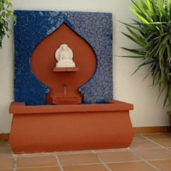 ÁTICO: Terrazas de estilo  de Antiqva