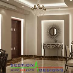حي النرجس . التجمع الخامس:  منازل تنفيذ section designs