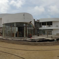 Centro Cultural Pie de la Popa.: Escuelas de estilo  por Contextual Estudio,