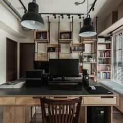 Study/office by 丰墨設計 | Formo design studio