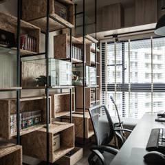 Phòng học/Văn phòng by 丰墨設計 | Formo design studio