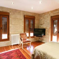 Bedroom by NAM ARQUITECTOS SLP