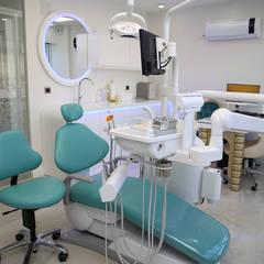 nihle iç mimarlık – ORTODENT AĞIZ VE DİŞ SAĞLIĞI POLİKLİNİĞİ:  tarz Klinikler