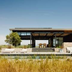 Healdsburg I:  Houses by Feldman Architecture