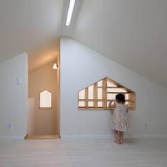 하우스 시:적(時:積): 건축사사무소 재귀당의  방