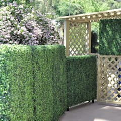 Artificial Boxwood Hedges :  Garden by Sunwing Industries Ltd,