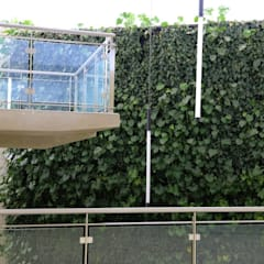 Netcare Muldersdrift:  Hospitals by Modiwall Vertical Gardens, Tropical