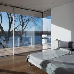 Windows by Burckhardt Metall Glas GmbH, Modern