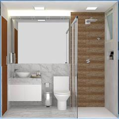 :  Bathroom by Brenda Borges