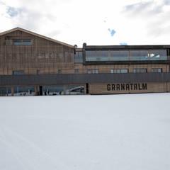 DIE GRANATALM:  Gastronomie von BESTO ZT GMBH_ Architekt DI Bernhard Stoehr