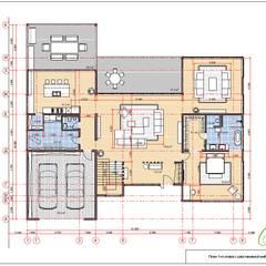 Houses by Компания архитекторов Латышевых 'Мечты сбываются',