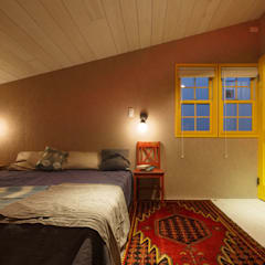 house-05: dwarfが手掛けた寝室です。